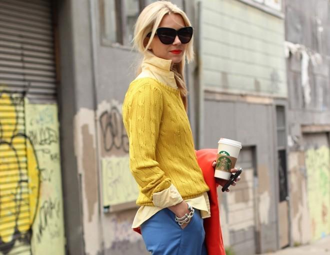 4 màu sắc giúp street style của bạn thêm bắt mắt