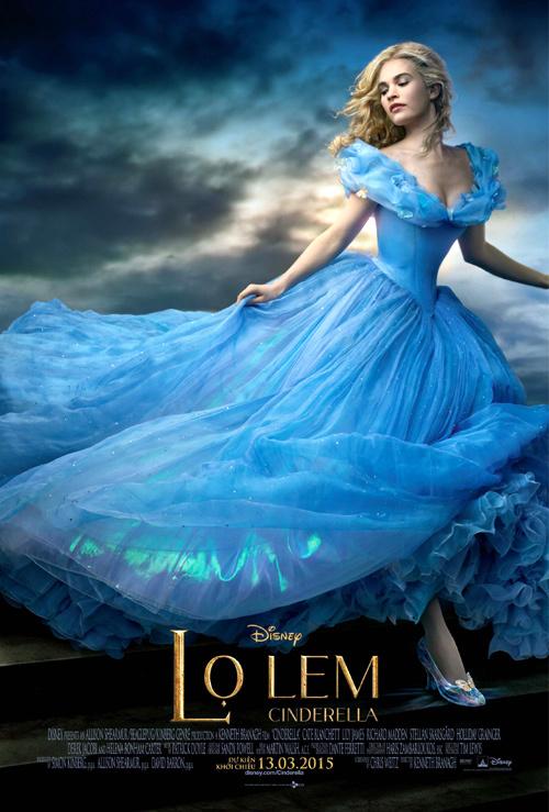 Tặng vé ra mắt phim 'Lọ lem'