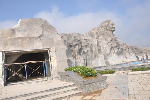 411 tỷ đồng xây tượng đài lớn nhất Đông Nam Á ở Quảng Nam
