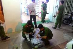 Nữ nhân viên bị khống chế, cướp tiền tại cửa hàng