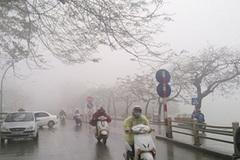 Miền Bắc mưa rét, nồm ẩm đến cuối tuần
