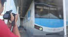 Đón khách tham quan mô hình metro đầu tiên ở VN