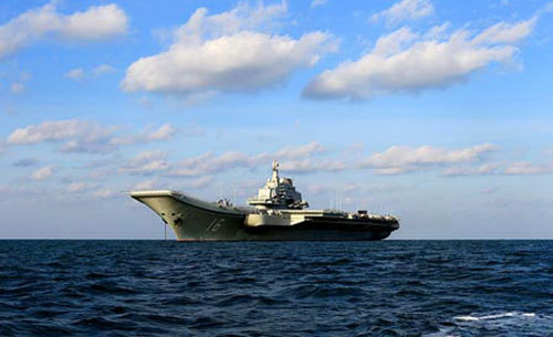 TQ xác nhận làm tàu sân bay thứ hai
