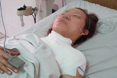 Nữ nhân viên bị cướp đâm 9 nhát đã qua cơn nguy kịch