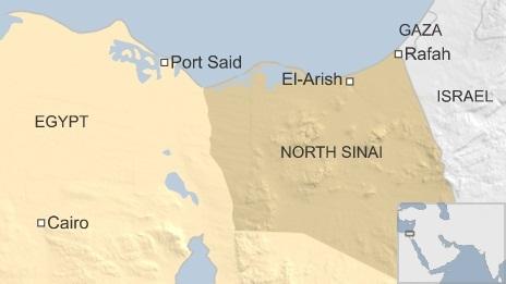 Đánh bom liều chết tại Ai Cập, 24 cảnh sát bị thương
