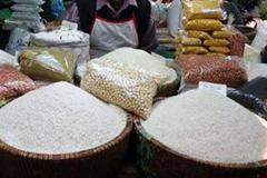 Bình ổn giá muối ăn, thóc, gạo