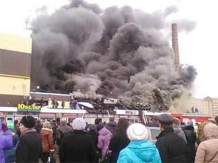 Thế giới 24h: Hỏa hoạn kinh hoàng ở Nga