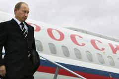 Chuyên cơ cặp đôi mạ vàng đánh lừa khủng bố của Putin