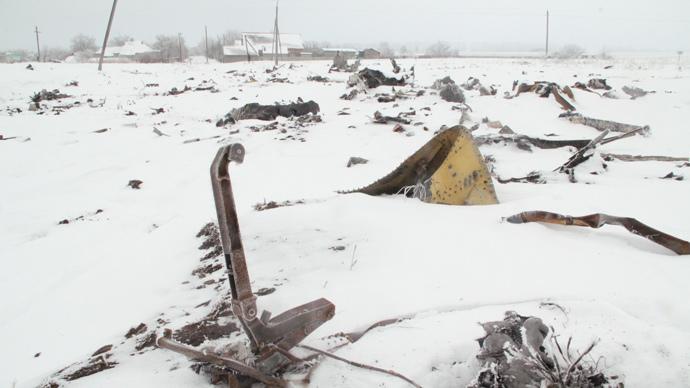 Tranh cãi về vũ khí bắn hạ MH17