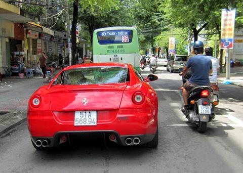 Những siêu xe nhanh nhất tại Việt Nam