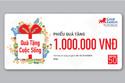 100 trẻ sơ sinh Việt nhận quà từ Great Eastern