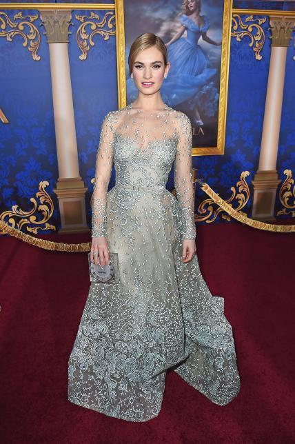 Mỹ nhân 'Cinderella' mặc đẹp như công chúa