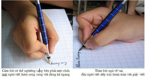 Bộ quy tắc chuẩn dạy con viết chữ đẹp