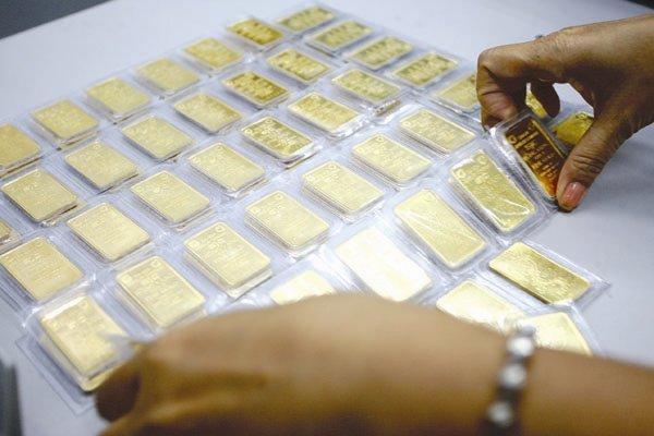 vàng, nhập-lậu