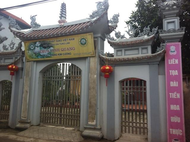 Sư trụ trì đòi đất cho chùa làng