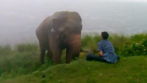 10 clip 'nóng': Kiều nữ mạo hiểm tắm ở đỉnh thác