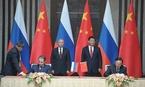 Putin làm biến đổi quan hệ Nga-Trung?