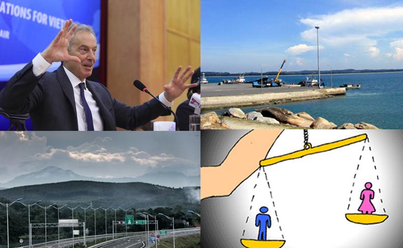 Cái mới, cái cũ, sự chống đối, Ấn tượng trong tuần, Kỳ Duyên, thời xa vắng, kinh tế thị trường, XHCN, Tony Blair