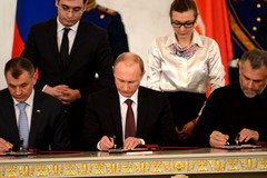 Một năm nhìn lại: Putin được gì khi sáp nhập Crimea?