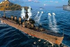 World of Warships phô diễn đồ họa cực đỉnh trước giai đoạn thử nghiệm