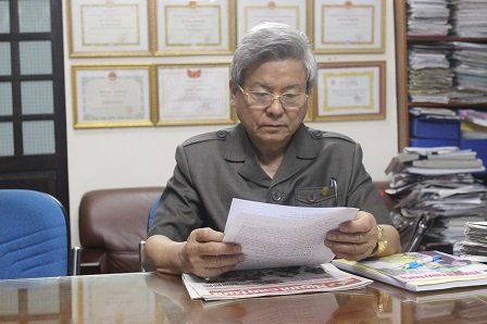 Người cao tuổi, Kim Quốc Hoa