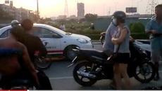 Tài xế taxi bỏ mặc nạn nhân vụ nổ dưới chân cầu Sài Gòn