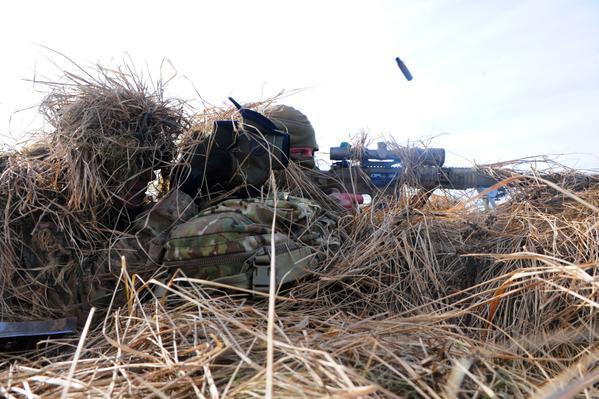 Mỹ, Bulgaria tập trận sát biên giới Nga