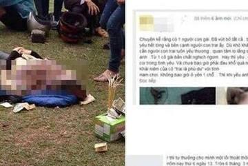 Cô gái 18 tuổi tự tử vì bị người yêu bội bạc