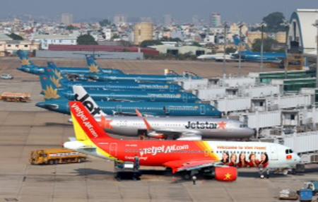 Vietjet, hoãn, chậm chuyến, thời tiết xấu, Jetstar Pacific