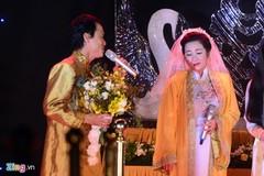 Thanh Thanh Hiền - Chế Phong hát đôi trong lễ cưới