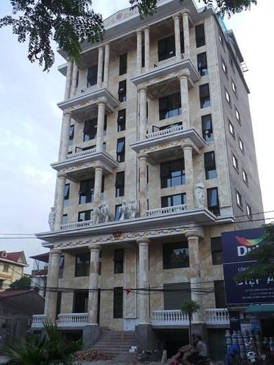 Top 5 biệt thự khủng nhất đất Hà Thành