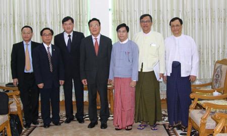Việt Nam-Myanmar đẩy mạnh hợp tác giáo dục
