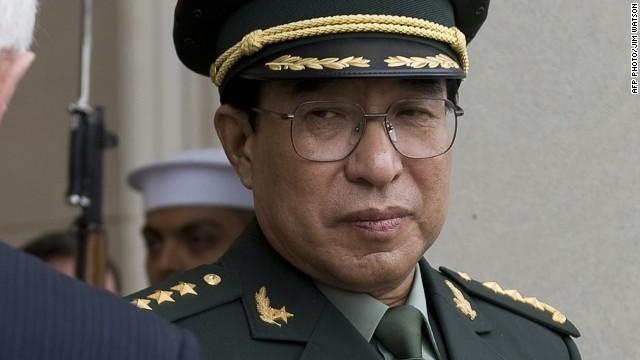 Tướng TQ Từ Tài Hậu qua đời vì ung thư