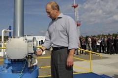 Putin bành trướng đế chế năng lượng Nga vào EU