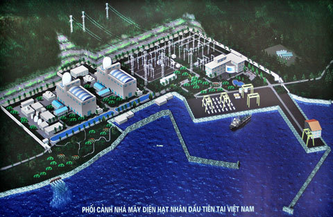 Chưa chốt thời điểm khởi công nhà máy điện hạt nhân