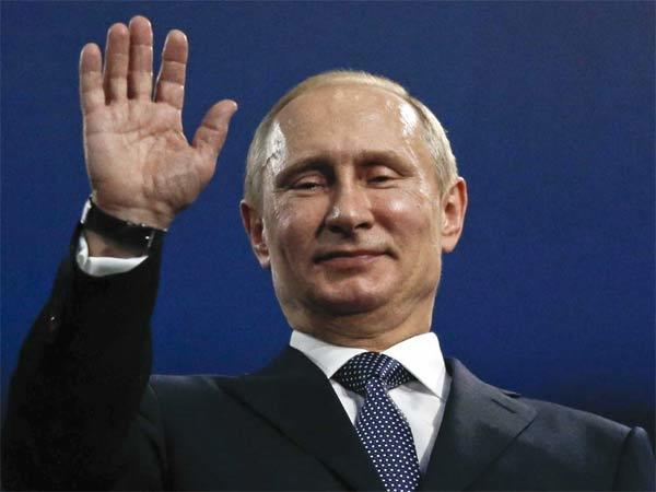 Cả thế giới hồi hộp ngóng Putin tái xuất - 1