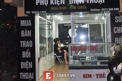 Quy định áp thuế đối với cửa hàng sửa chữa điện thoại nhỏ lẻ