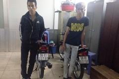 Băng cướp giỏ xách có 200 triệu của Việt Kiều sa lưới