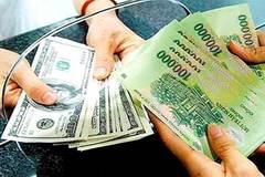 Tỷ giá USD tăng mạnh nhất trong 2 năm