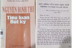 Xuất xứ 'Thánh Gióng tắm ở Hồ Tây' của Nguyễn Đình Thi