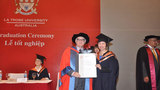 Khóa MBA đầu tiên của La Trobe Việt Nam