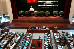 Xây dựng TP.HCM hiện đại tầm cỡ Đông Nam Á