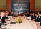 Thủ tướng đối thoại với học giả, doanh nghiệp Australia