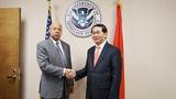 Việt - Mỹ nâng cấp hợp tác an ninh
