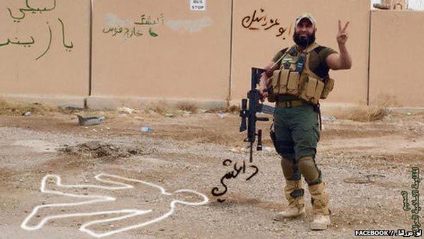 Hé lộ sự thật về 'Cha đẻ Tử thần' diệt IS