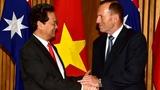 VN-Australia phản đối đơn phương thay đổi nguyên trạng Biển Đông