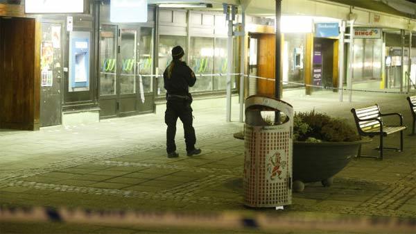Xả súng rúng động Thụy Điển, nhiều người thương vong