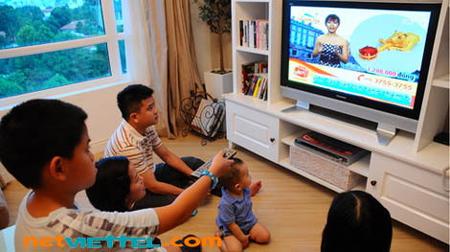 Viettel, truyền hình