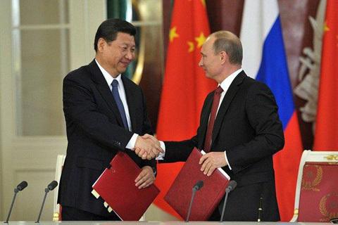 Nga, Trung Quốc, vũ khí, quân sự, công nghiệp, Thượng Hải