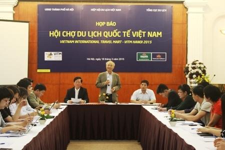 du lịch, Việt Nam, hội chợ, VITM 2015.